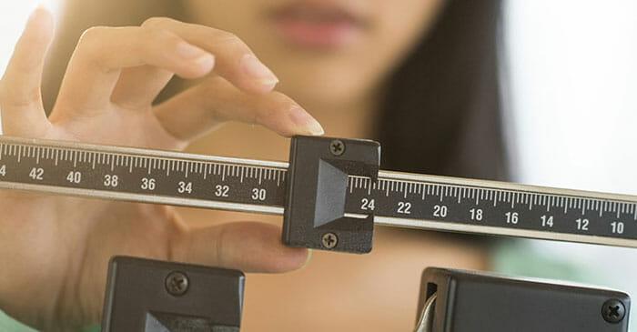 норма массы тела