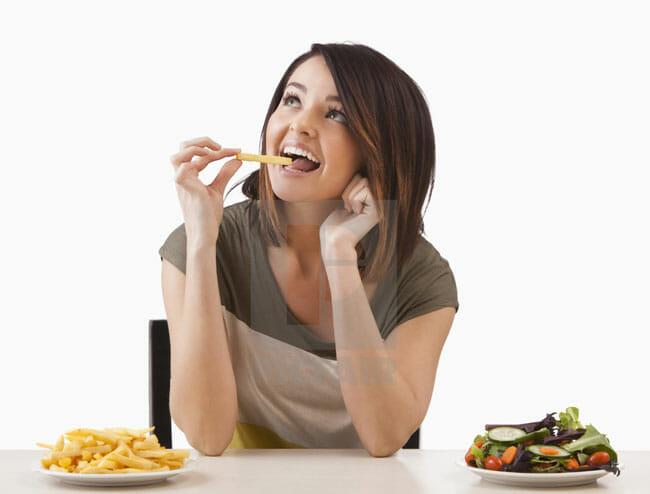 выбрать мотивацию похудеть
