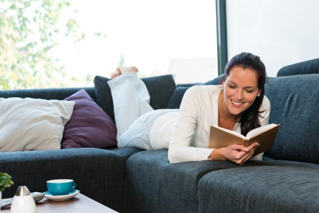 улучшить настроение чтением