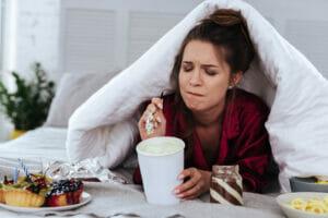 зависимость от пищи
