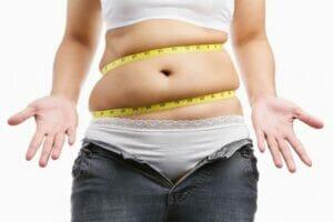 не уходит жир с живота
