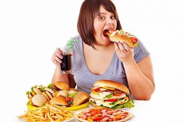 пища от которой толстеют
