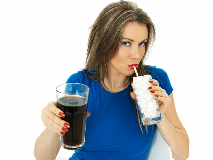 Можно ли есть при похудении леденцы