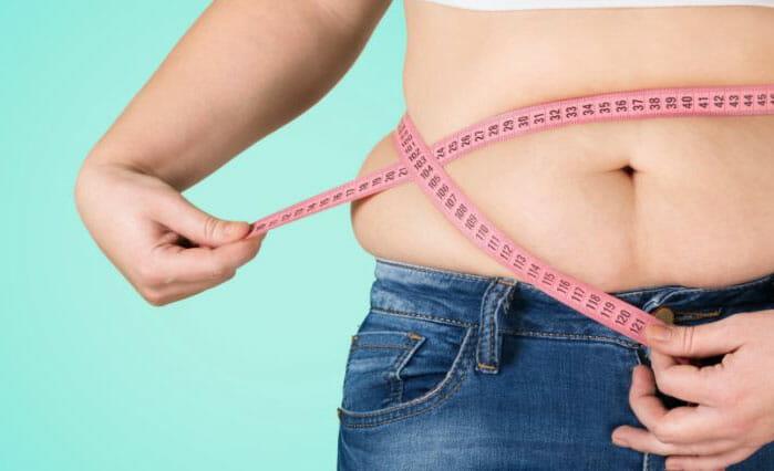 жир на животе плохо уходит