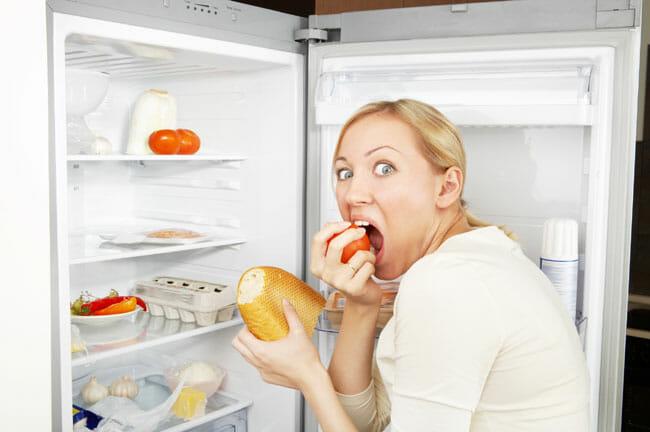 холодильник худеющих