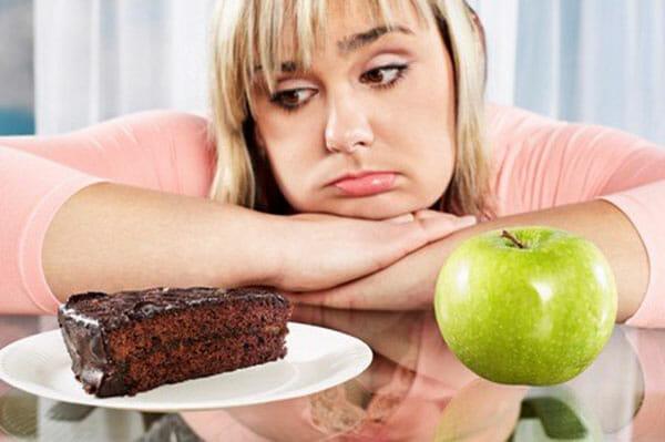 выбор еды на диете
