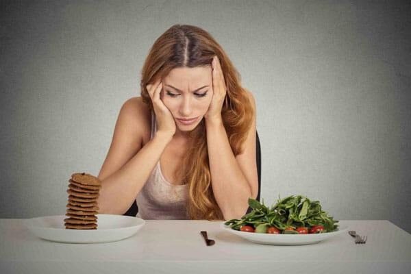 подсчитывать калории