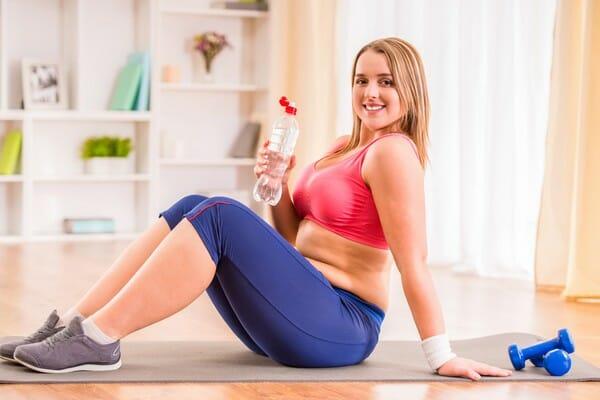 фитнес от лишнего веса