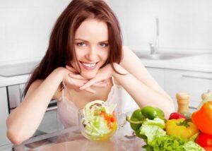 овощи диета весной
