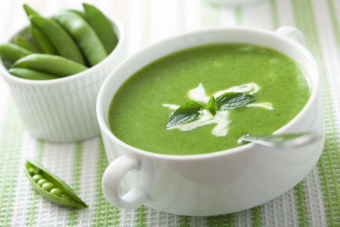 диета на зеленом горошке